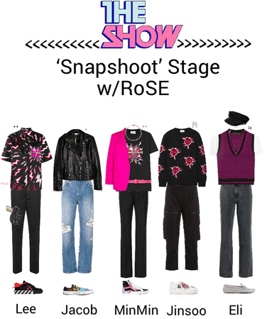 Zus//Snapshoot The Show Stage