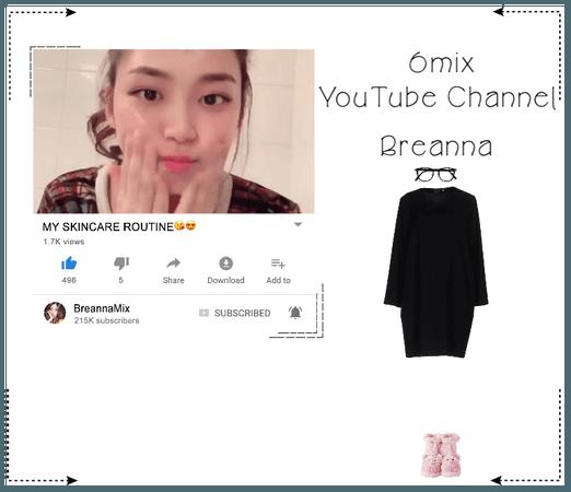 《6mix》Breanna YouTube Video
