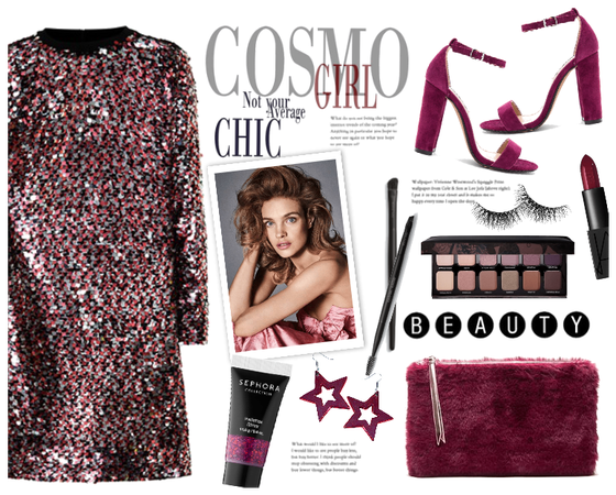 Cosmo Girl!