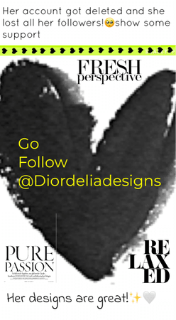 Pls Follow and support @diordeliadesigns