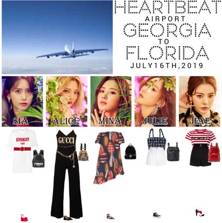 [HEARTBEAT] AIRPORT | GEORGIA TO FLORIDA