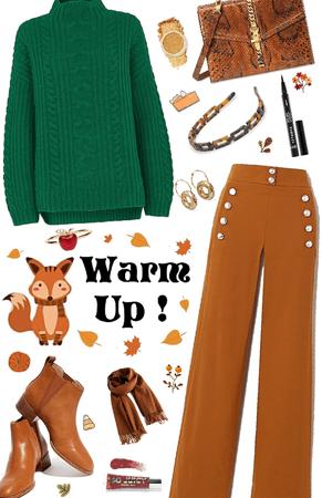 The Warm Fall Sweater