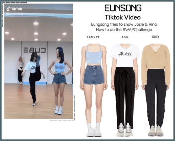 BGU [Eunsong] Tiktok Video