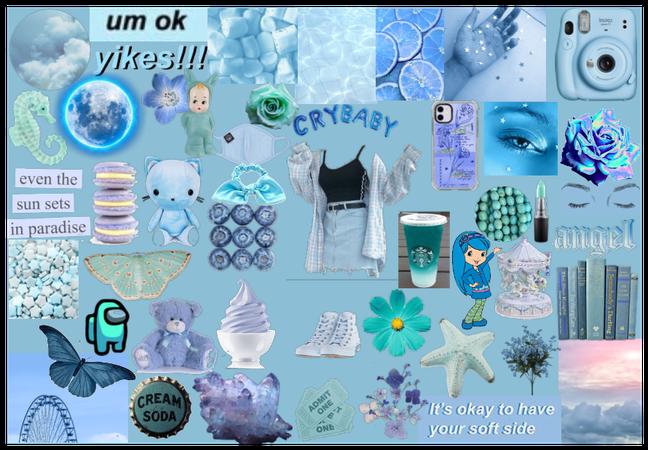 Light Blue Aesthetic