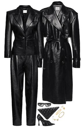 leather in paris