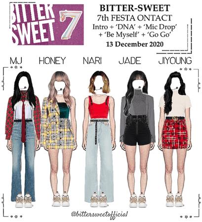 BITTER-SWEET [비터스윗] 7th Festa Ontact 201213