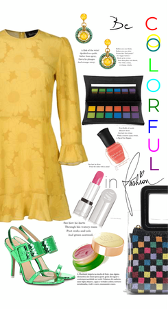 Be Colorful in Fashion