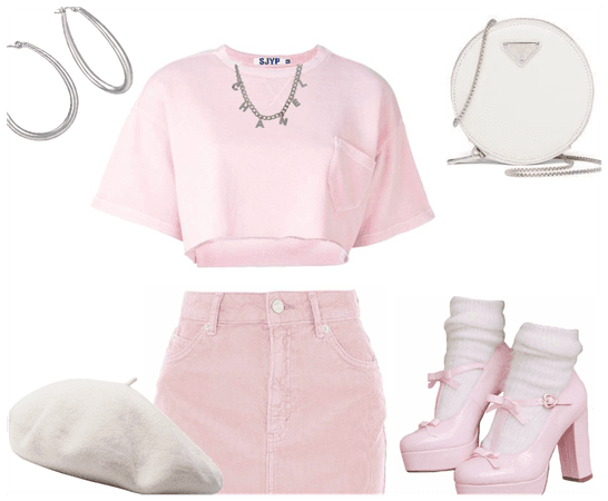~Pink Fit~