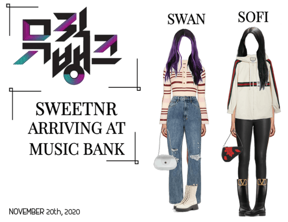 ~SWTNR~ ARRIVING AT MUSIC BANK