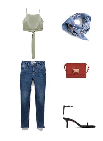 Total Zara Look