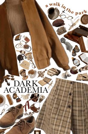 vintage bookstore | Dark Academia