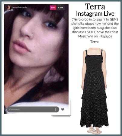 STYLE [Terra] Instagram Live