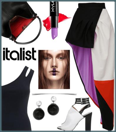 Italist glam style