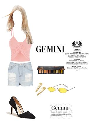 Gemini ♊️ Stylish