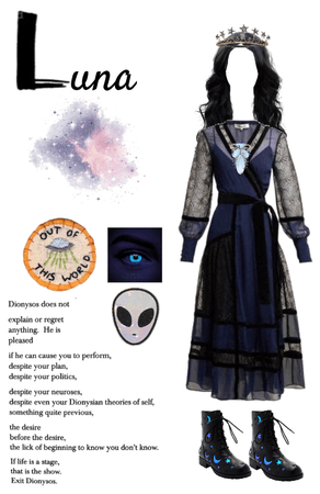 Luna: The Witch of Space