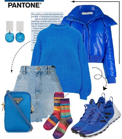 Pantone COTY 2020 Classic Blue