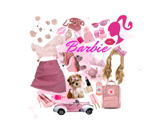 Barbie dream girl