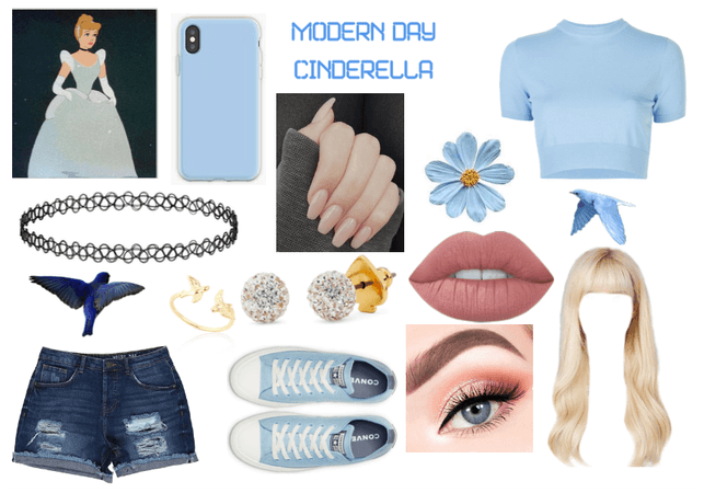 Modern Day Characters Two: Cinderella