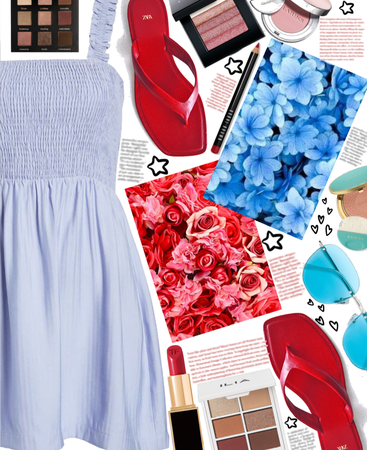 Easter Best - Red & Blue