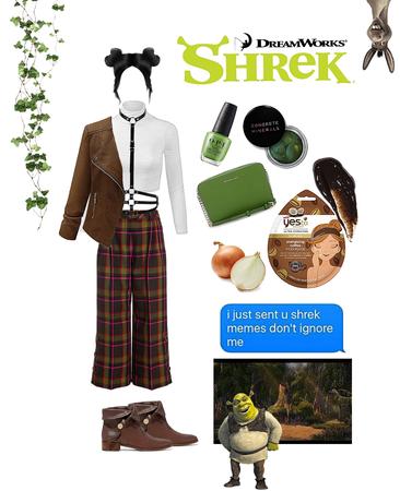 Shrek Inspired