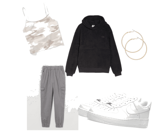 everyday chill outfit