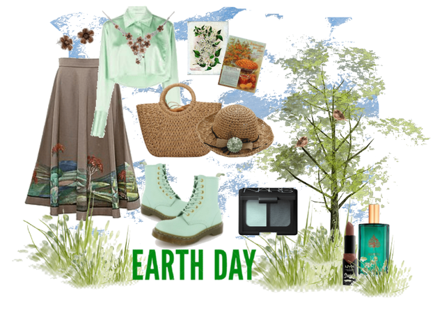 Earth Day Outfit