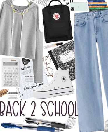 back 2 school 📓