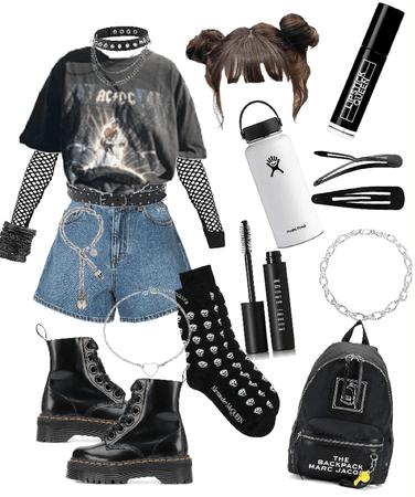 grunge e girl <3