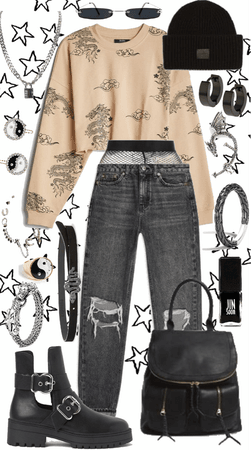 Yin Yang: Dressed Down