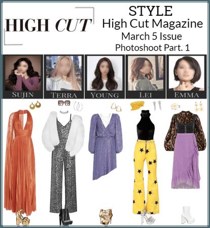STYLE High Cut Magazine Mar 5 Issue Part. 1