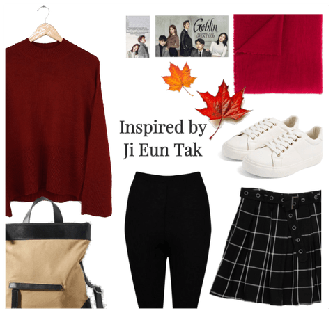 Inspired by Ji Eun Tak