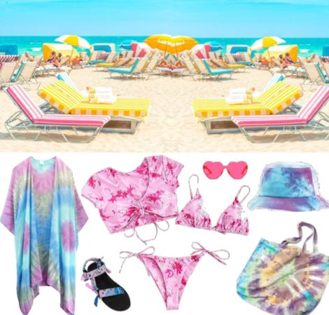 Tie Dye Summer Fun