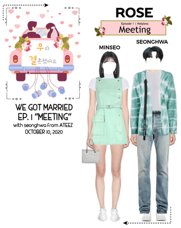 """{RoSE} [Minseo] """"We Got Married"""" Ep. 1"""