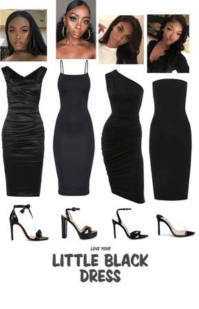 love a little black dress