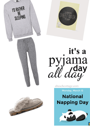 Happy National Napping Day