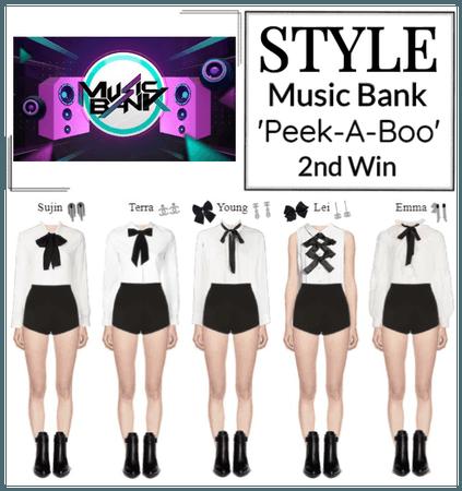 STYLE Music Bank 'Peek-A-Boo'