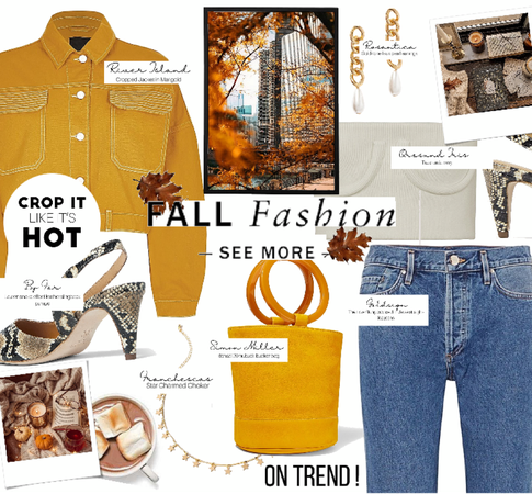 ON TREND : Fall 2020 🧡