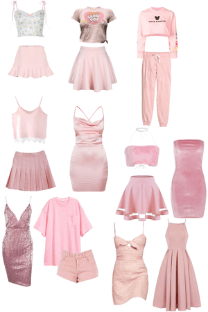 cute pink outfit ideas