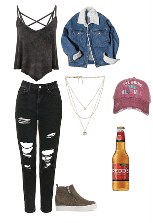 Finding Carter from outfit