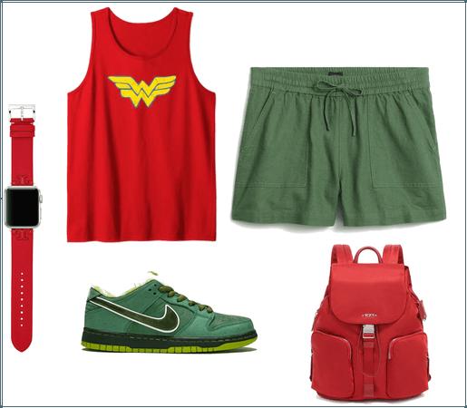 sportswear complimentary