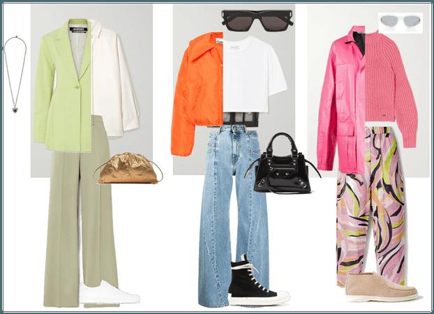 Gigi Hadid inspired outfits