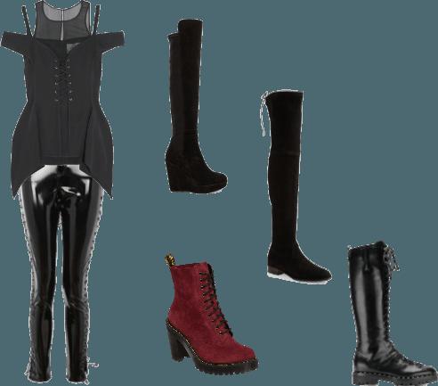Gracelynn LeBeau: So many boots, so little time