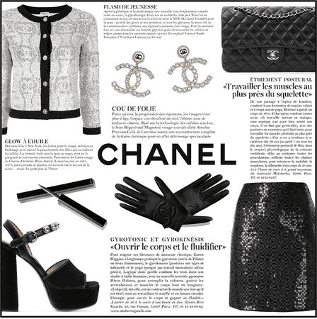 Chanel Fanatic.....