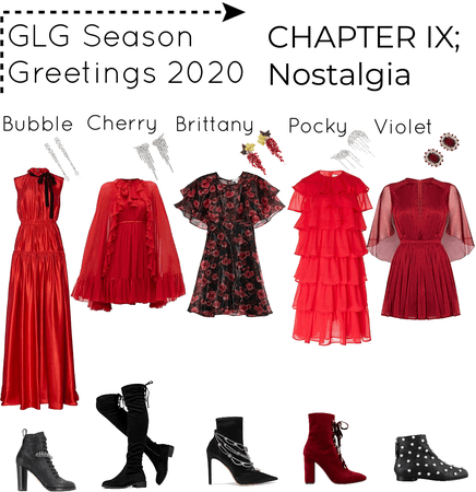 GLG|Season Greetings 2020|Chapter IX; nostalgia