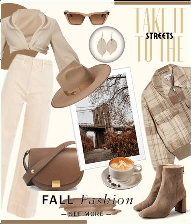 Fall fashion week 🍁
