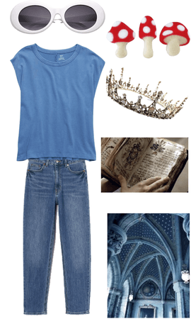 Georgenotfound inspired outfit