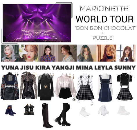 {MARIONETTE} World Tour Los Angeles Concert