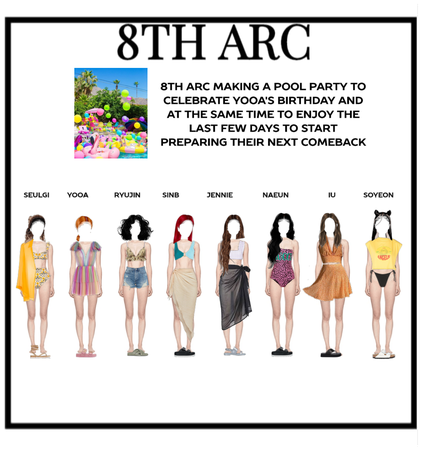 8th arc party pool