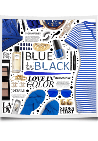 CASUAL BLUE 💙💙💙