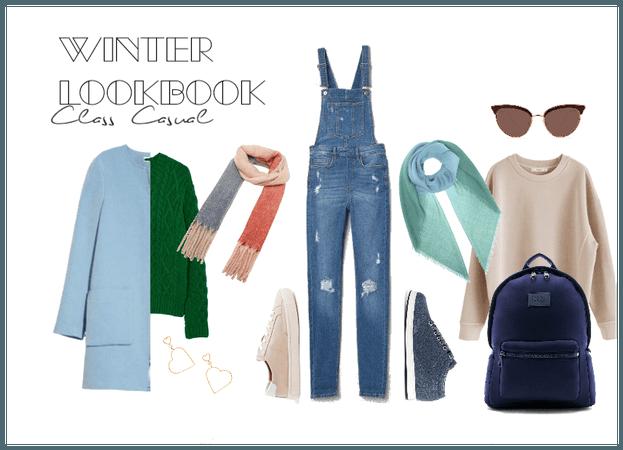 Winter Lookbook: Class Casual